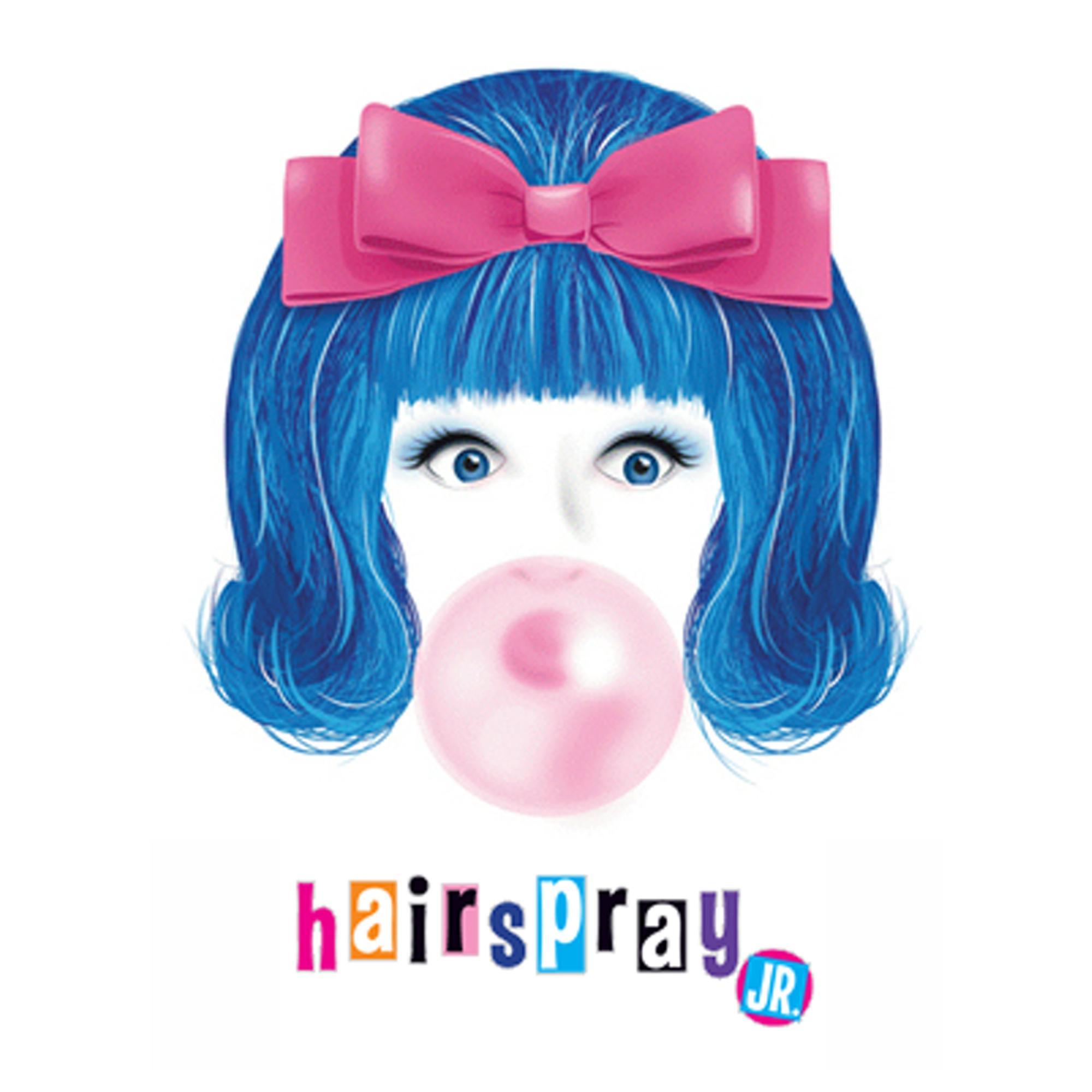 Image result for hairspray jr. logo