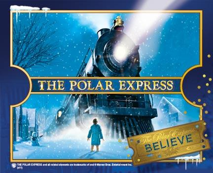 Kick-Off to Christmas with The Polar Express Drive-In Movie