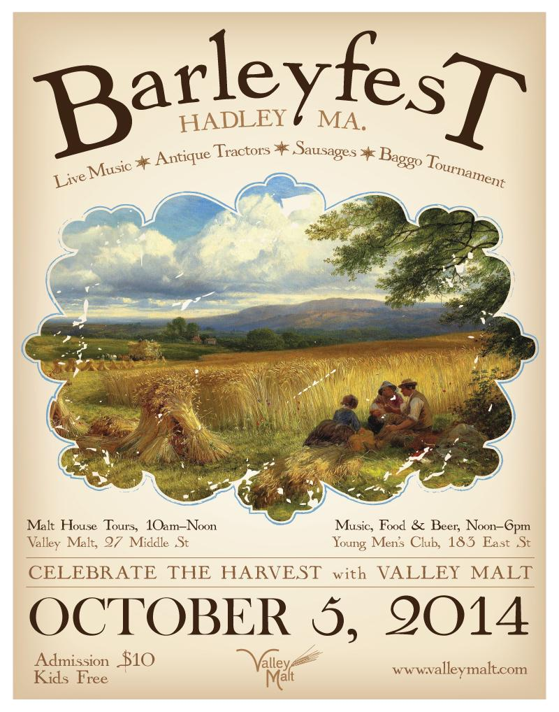 Hadley (MA) United States  city photo : Barleyfest 2015 Tickets in Hadley, MA, United States