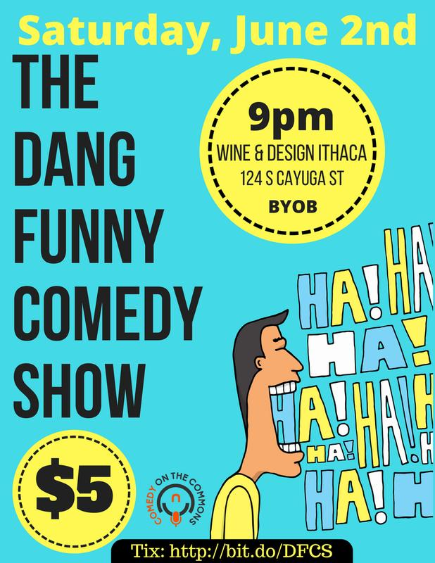 The Dang Funny Comedy Show