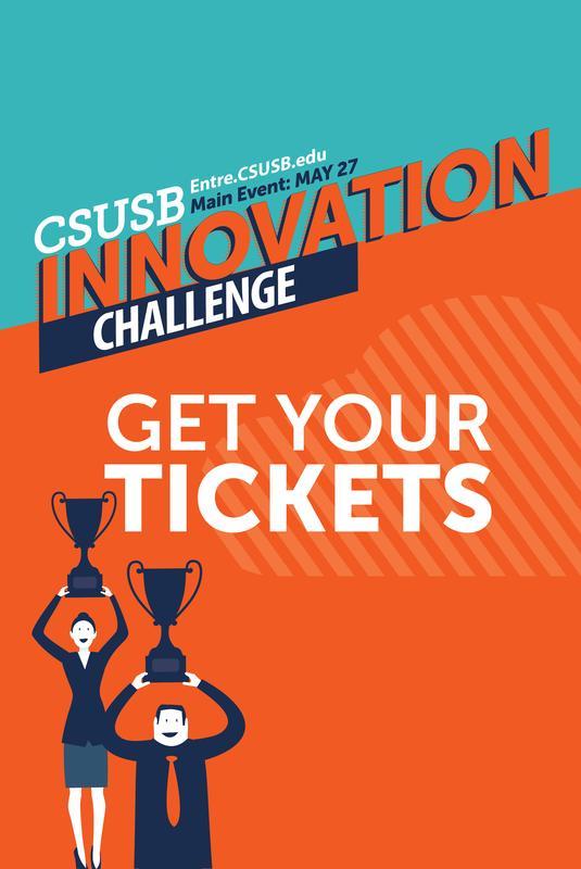2020 CSUSB Innovation Challenge - Main Event CANCELLED