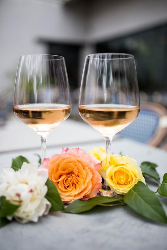 Eberly's 2nd Annual Rosé Soirée