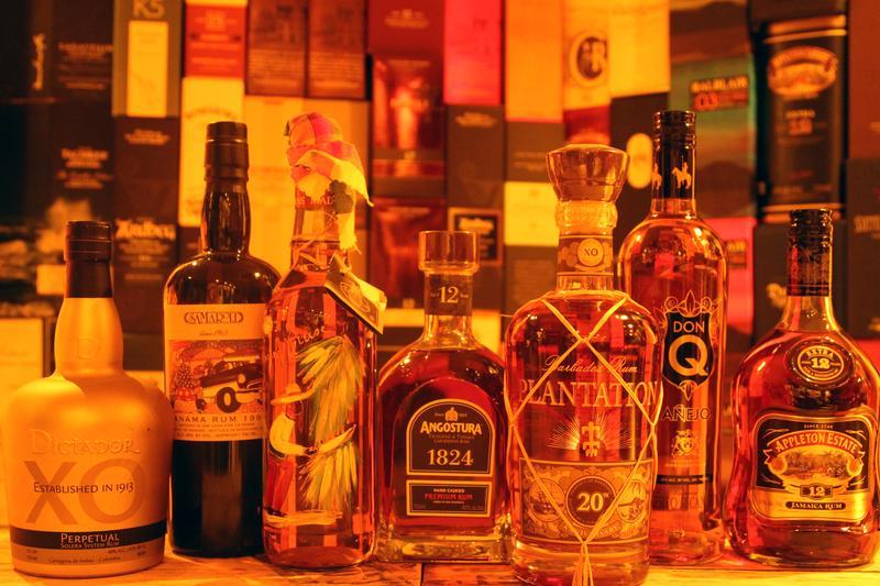 Rum, Rhum, Ron