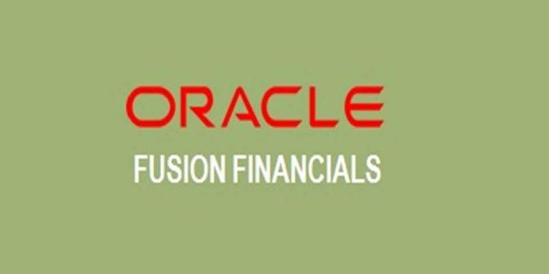 Get The Best Online Oracle Fusion Financials Certification
