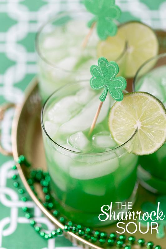 St. Patrick's Day Patio Party