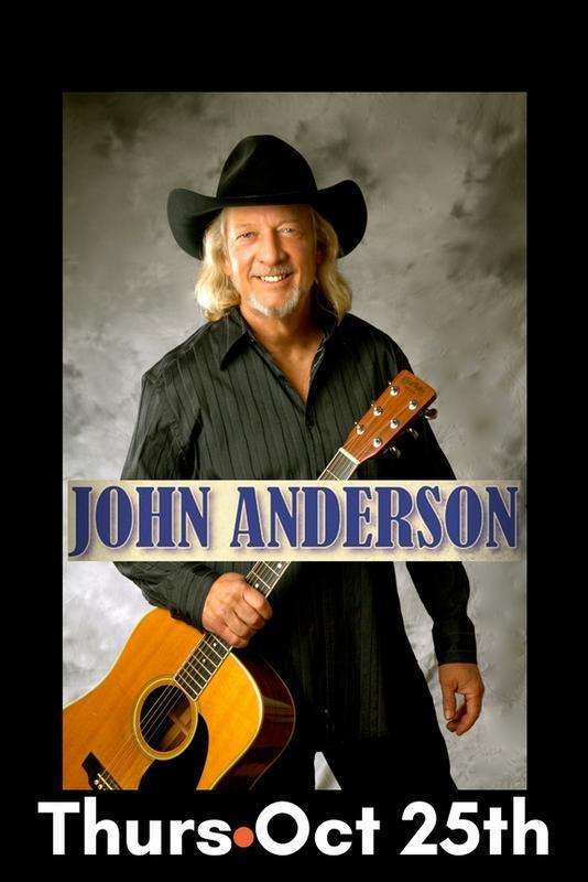 John Anderson Live in Stateline Idaho!