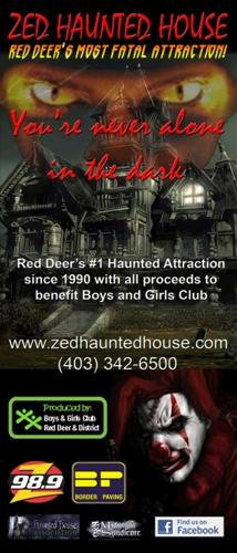 24th Annual Zed Haunted House