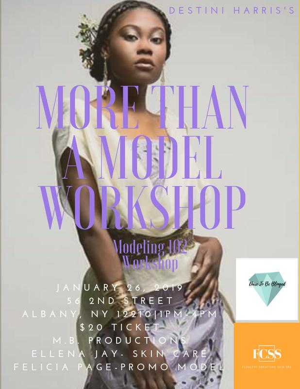 More Than A Model Workshop