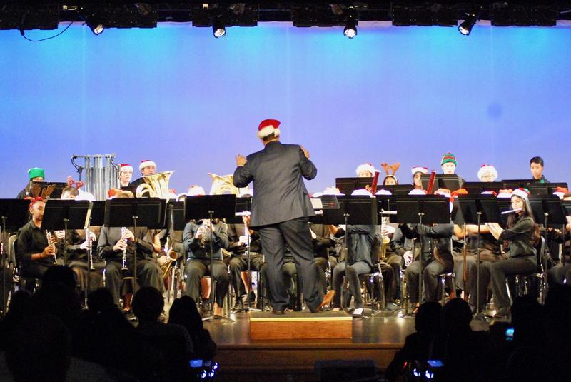 Holiday Band Concert!