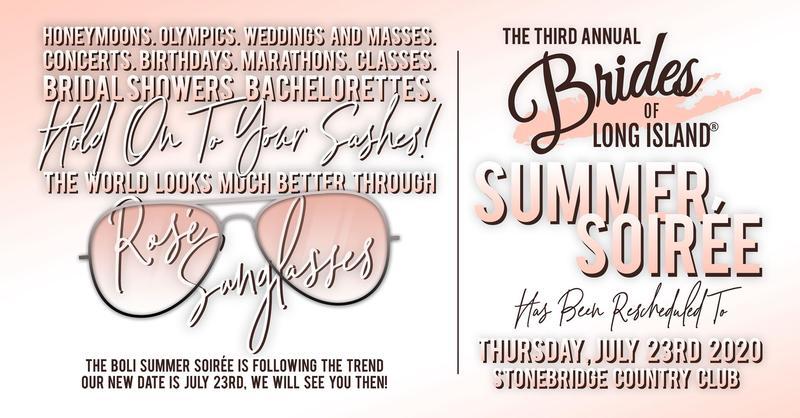 Brides of Long Island Summer Soiree