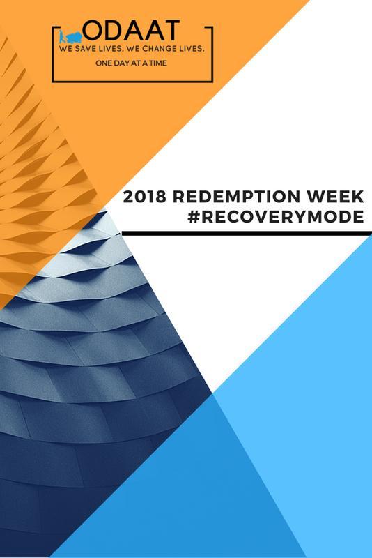 2018 Redemption Week Candlelight Vigil & Community Concert