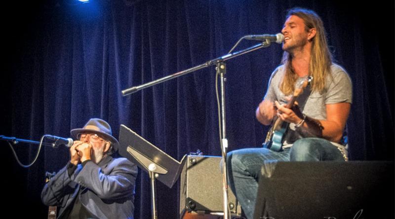 "San Francisco. Keith Harkin & Eagles Songwriter Jack Tempchin presents ""The Songwriter Circle!"""