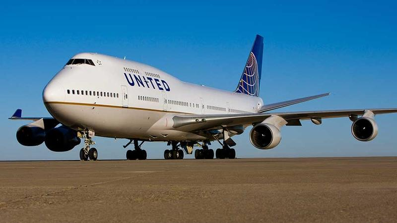 Get United airlines online seat reservations and deals