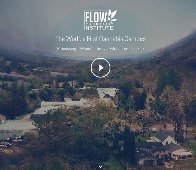 WCBD Founders Tour of Flow Cannabis Institute