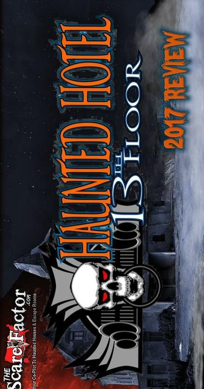 Haunted Hotel-13th Floor - Eldon's Revenge