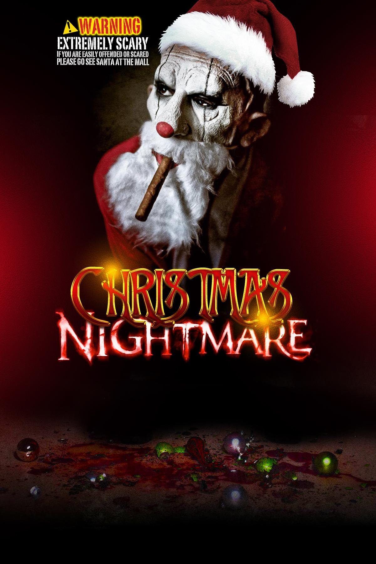 Christmas Nightmare at The Massacre Haunted House Tickets in ...