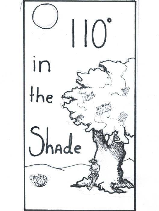 110 In The Shade BFA Fall Musical