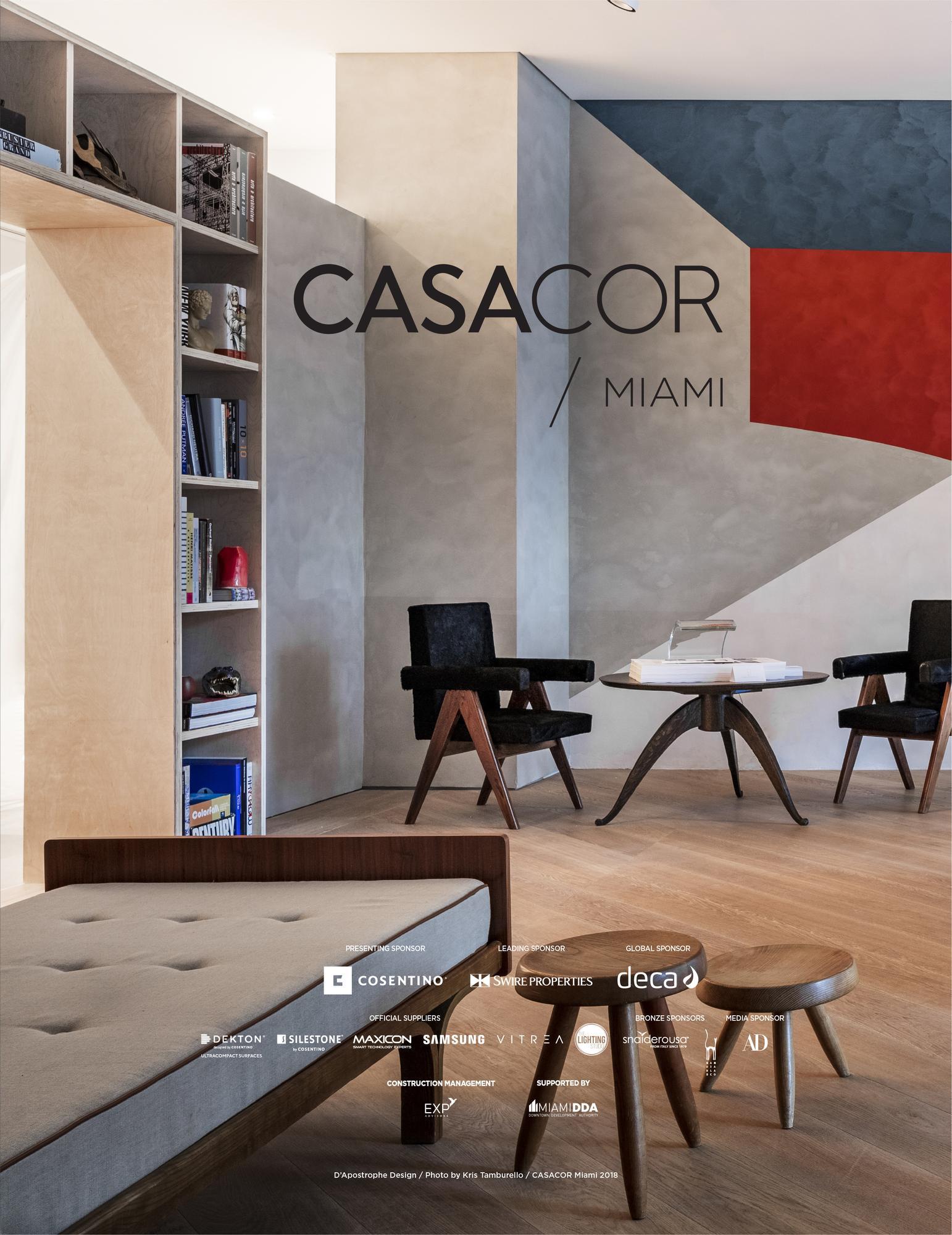 CASACOR MIAMI 2019 YODEZEEN INVITE