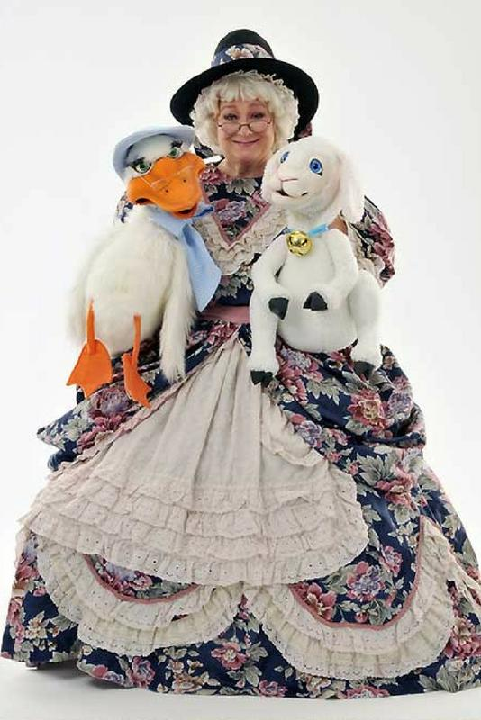 Summer Reading: Margaret Clauder Presents Mother Goose