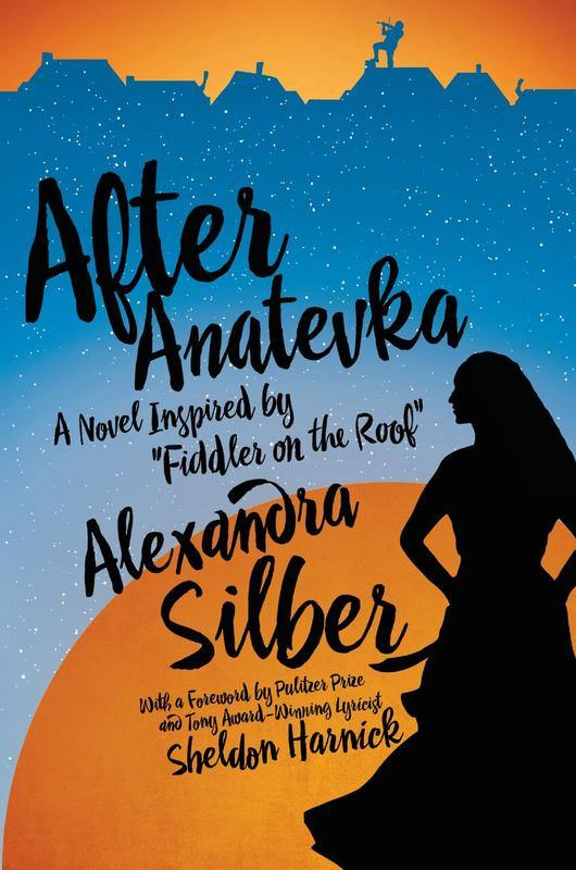 Open a Book...Open Your Mind with Alexandra Silber
