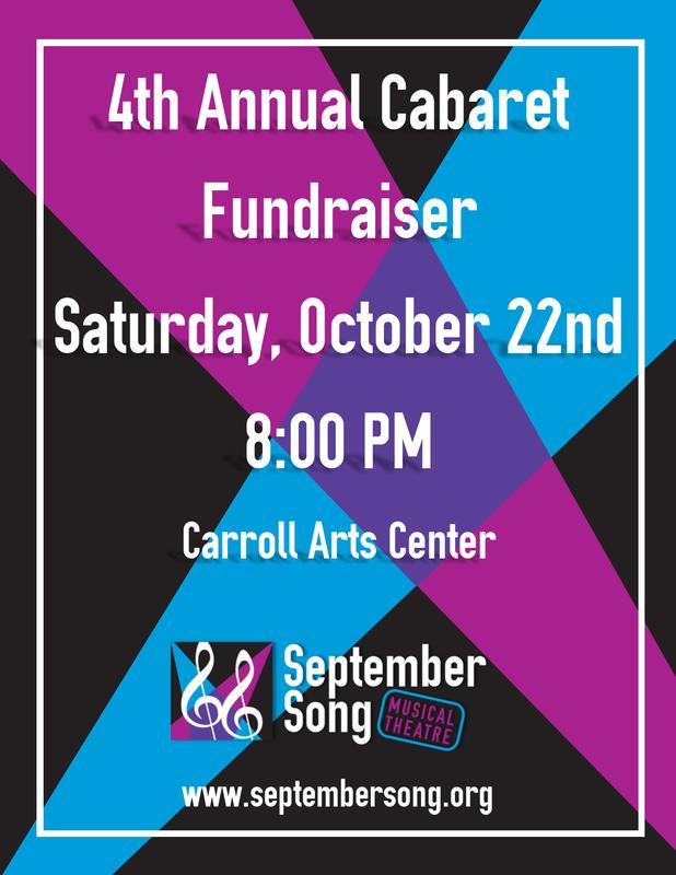 4th Annual Cabaret Fundraiser