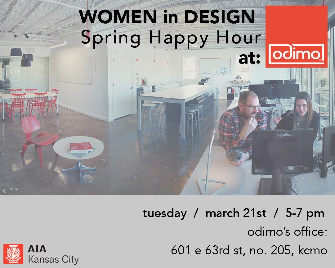 Women in Design | Spring Happy Hour