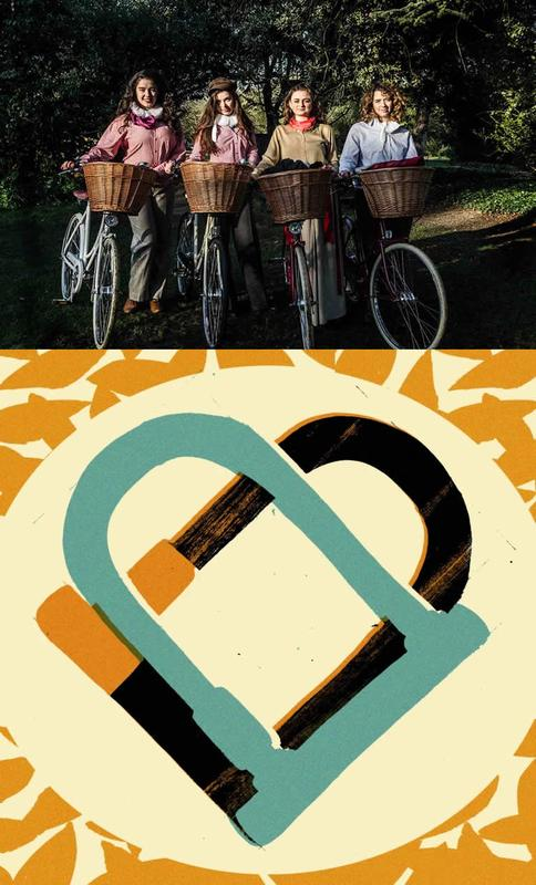 """The Handlebards present """"Romeo and Juliet"""""""