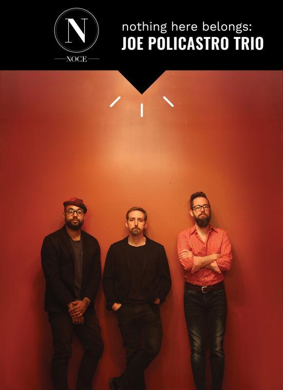 Nothing Here Belongs: The Joe Policastro Trio