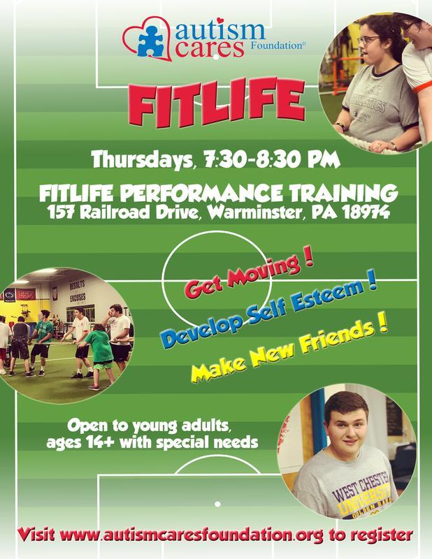 2018 Fitlife Fitness Program