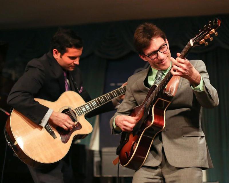 Berkshire Gateway: The Frank Vignola Trio