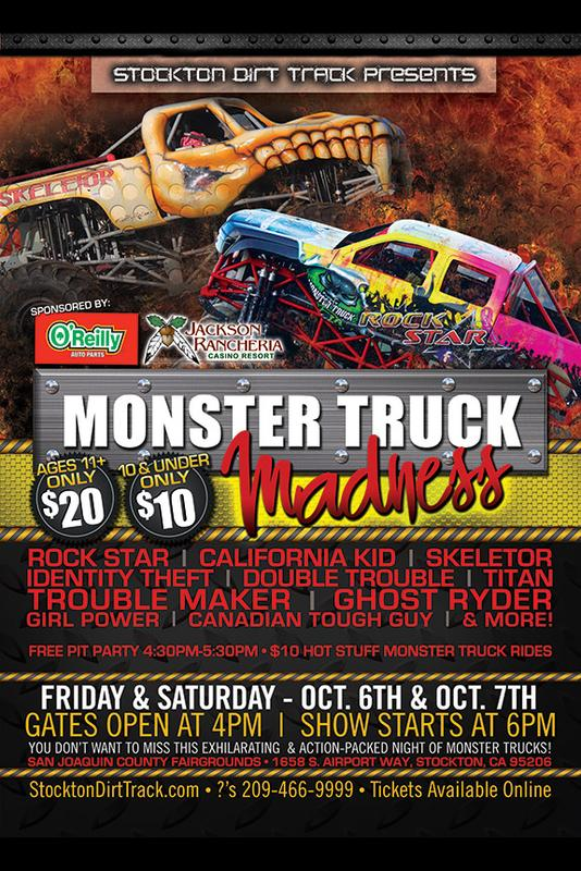 Monster Truck Madness 2017
