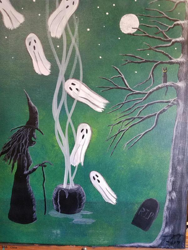 Milly's Paintnite 10/22