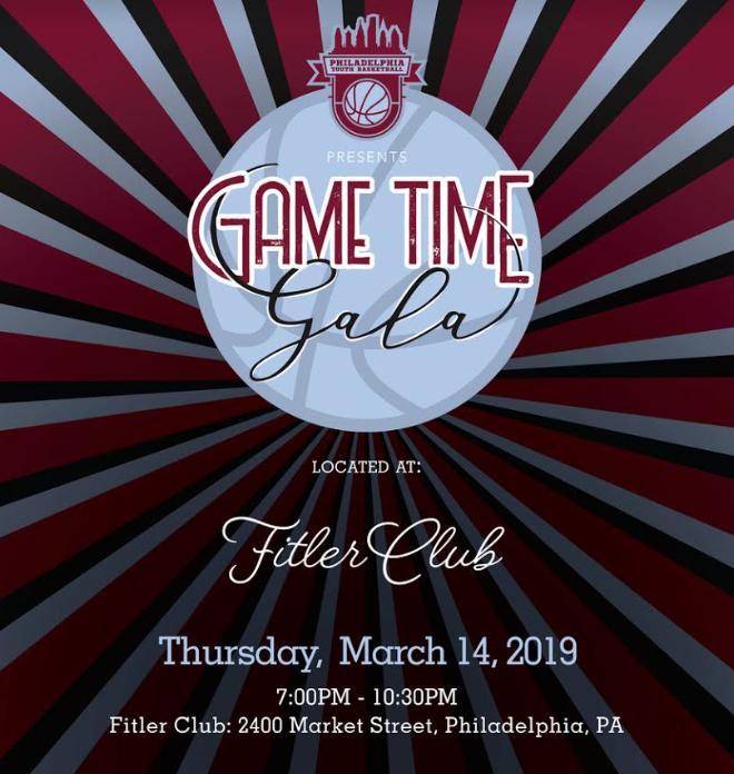 PYB's Inaugural Game Time Gala
