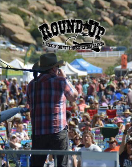 ROUND-UP - A Rock 'N Country Music Extravaganza