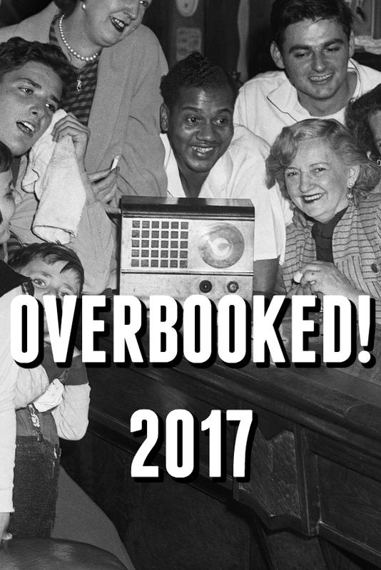 Sketch Comedy: OVERBOOKED 2017