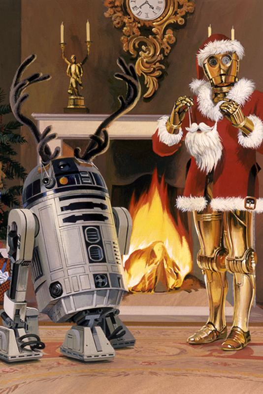 Organ House presents: Star Wars Holiday Special!