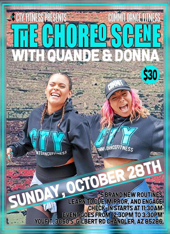 The Choreo Scene - YouFit Chandler, AZ