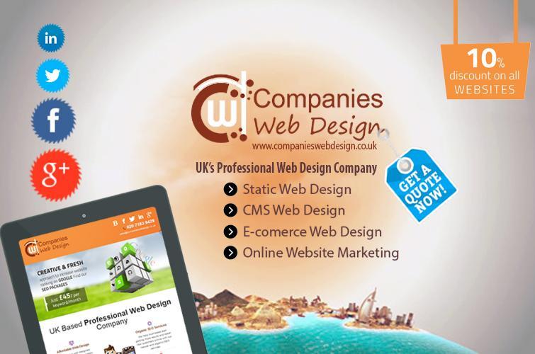 Companies Web Design Tickets
