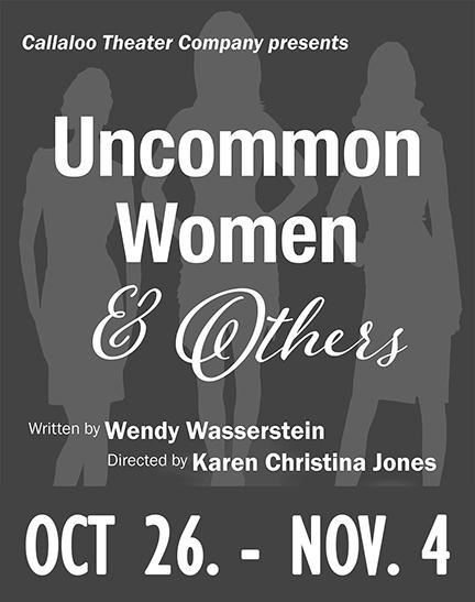 Uncommon Woman and Others