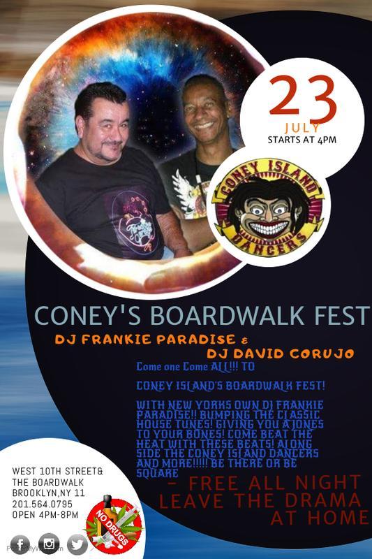 Coney Island's Boardwalk Fest