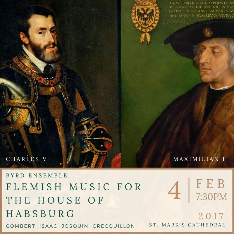 Flemish Music for the House of Habsburg