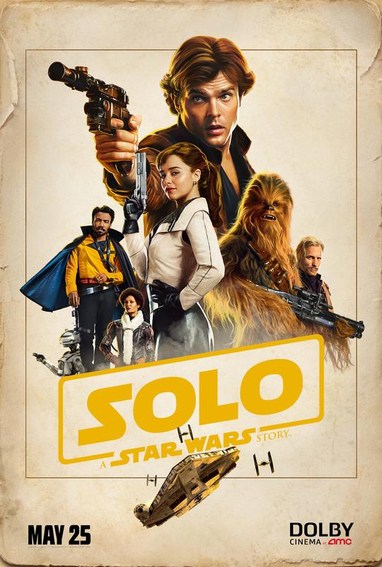 Solo: A Star Wars Movie && Avengers: Infinity War