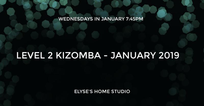 Level 2 Kizomba January 19