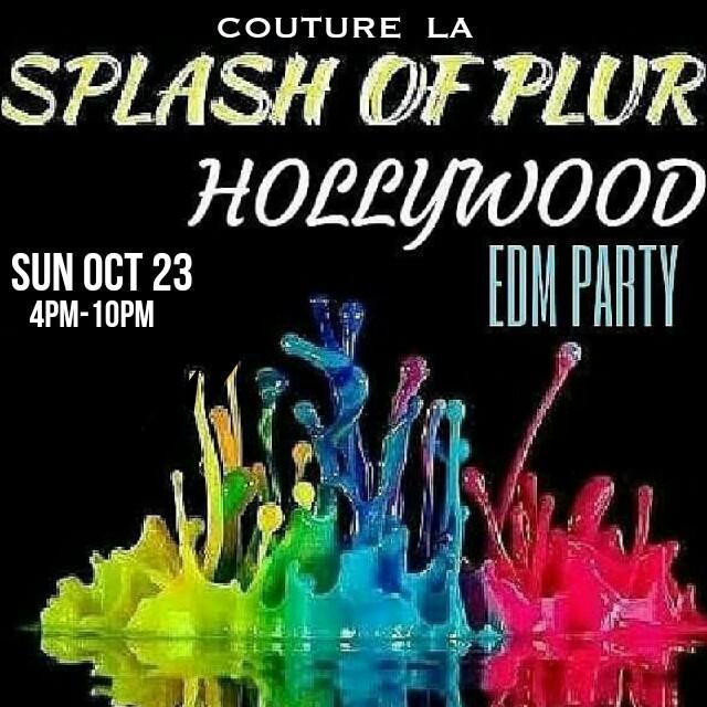 Splash Of Plur Hollywood