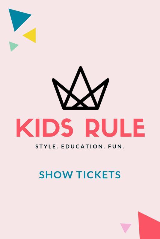 Kids Rule: Show Tickets February 2019