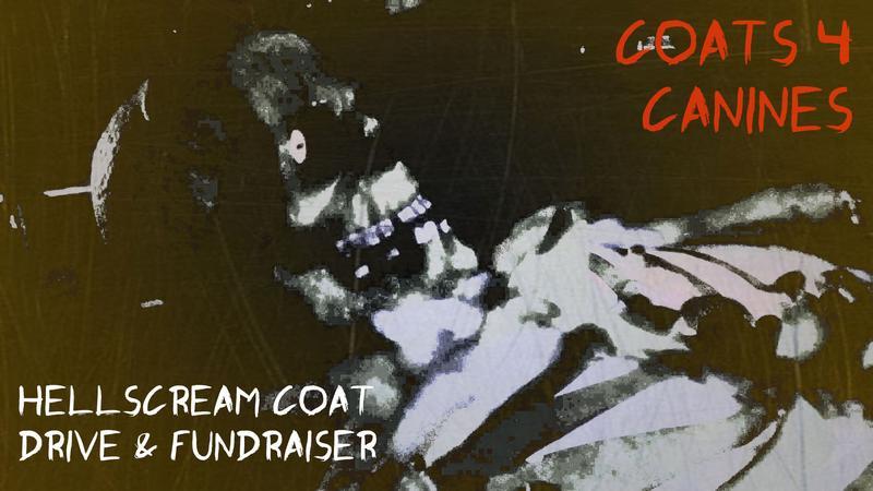 Hellscream Coat Drive & Fundraiser