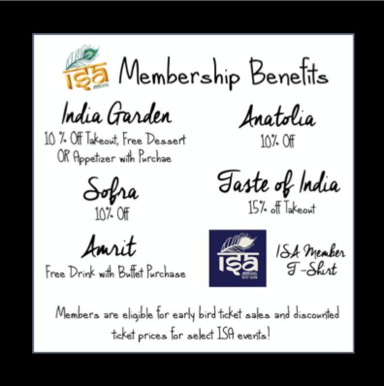 ISA - Membership