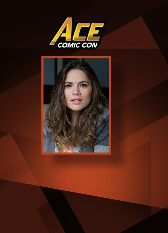 Hayley Atwell VIP @ ACE Comic Con ARIZONA 2018