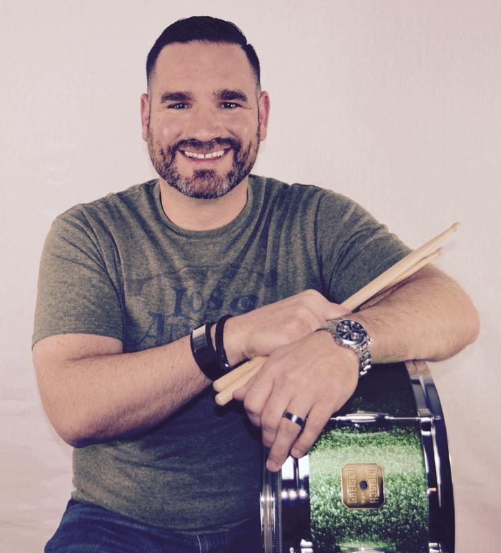 Beginner Level Drum Lab with Joe Mazza at The Hub