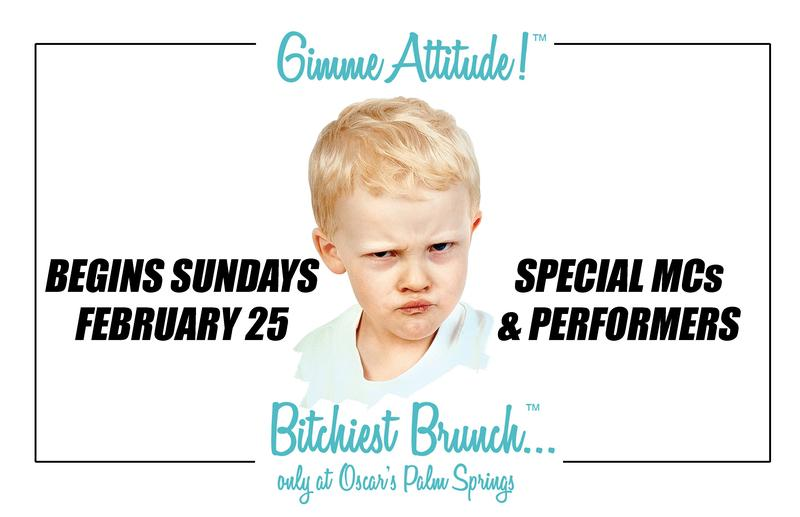 Bitchiest Brunch Sunday February 25 with Special Host Cee Cee Russell